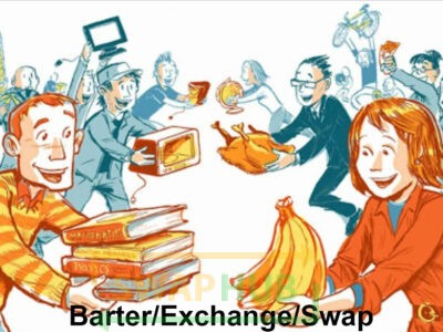 WHY THE BARTER SYSTEM IS THE BEST THING SINCE SLICED BREAD